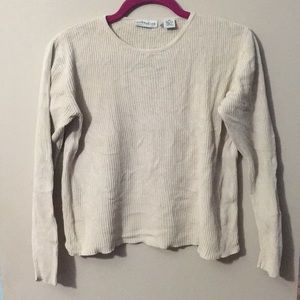 Medium Silk Ann Taylor top